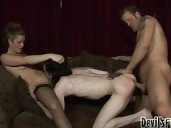 Hot Bisexual Threesome