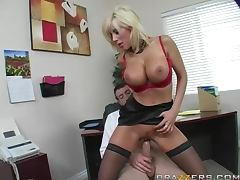 Hardcore Fun With The Horny And Hot Boss Puma Swede