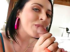 Sophie Dee big cock hardcore creampie