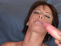 All, Blowjob, Brunette, Cum in Mouth, Cumshot, Dirty