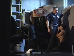 Sex in the Police Station with Officer Mikayla Mendez