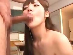 Schoolgirl Giving Blowjob Getting Her Mouth Fucked By Her Teacher In The Classroom