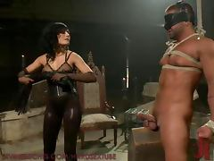 Mom, Bondage, Bound, Cougar, Domination, Mature