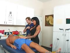 A Great Fuck With Chef Ricki Raxxx And Her Assistant porn video