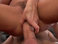 All, Big Cock, Big Tits, Brunette, HD, Huge