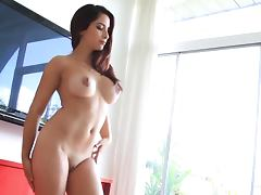 Shaved Pussy, Beauty, Big Tits, Curvy, Erotic, Lingerie