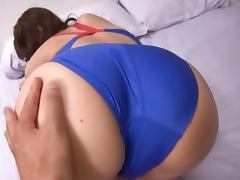 JAV, Bikini, Couple, Dirty, Oriental, POV