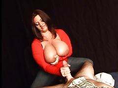 Maria Moore Hand Domination