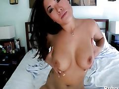 All, Brunette, Cum, Pornstar, Solo, Sperm
