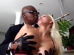 Black In Fucking Hot Blonde