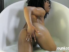 Misty Stone all wet porn video