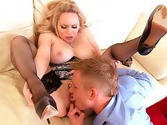 All, BBW, Big Tits, Blonde, Blowjob, Boobs