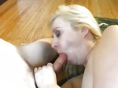 Joe Fills Tight Pussy Anya