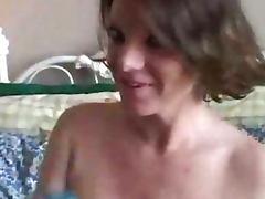 Wet, Amateur, Big Tits, Boobs, Brunette, Cougar