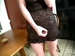 Smoking Cum on her Face