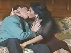 Julia Chanel European pornstar gets jammed in this retro scene