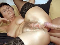 Older and Anal 21 porn video