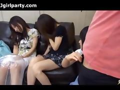 Japanese Girls Sex Party