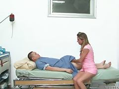 All, Couple, Creampie, Handjob, MILF, Long Hair