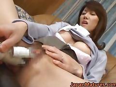 Misuzu Shiratori real asian mature