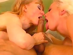 All, Anal, Stockings, Threesome, 3some