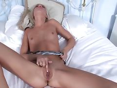 All, Bed, Masturbation, Solo