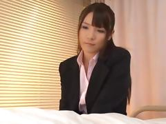 Insatiable Babe Rui Saotome Impales Herself On A Cock