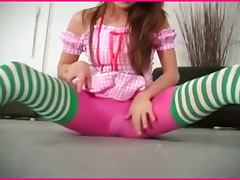 Pantyhose, Fingering, Pantyhose, Stockings
