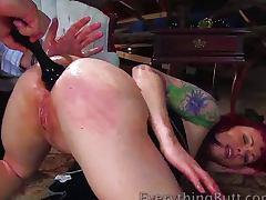 Hot ass fucking lesbians