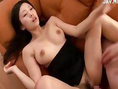 Japanese, Amateur, Ass, Boobs, Brunette, Cumshot
