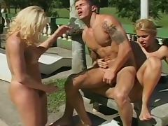 Tranny extreme sex