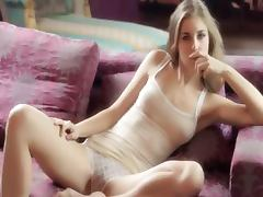 Princess, Babe, Blonde, Masturbation, Princess