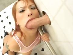 All, German, Gloryhole, Swallow, Cum Swallowing