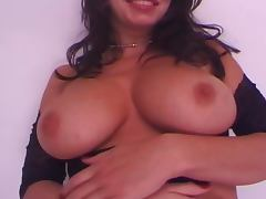 All, Big Tits, Couple, Handjob, Horny