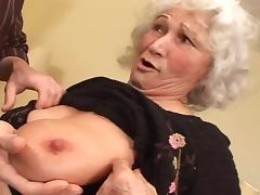 I Wanna Cum Inside Your Grandma and make her suck it porn video