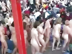 5000 naked people at a swingers convention WorldSexTubescom