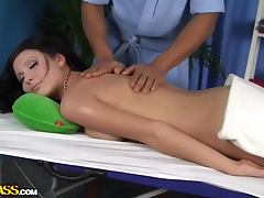 Chick Fucked By Her Masseur