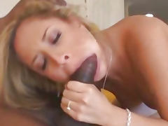 Hot Wife Loves Baby Batter