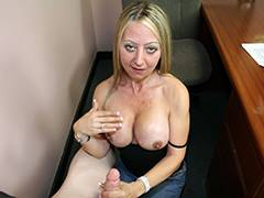 Blonde MILF Seduces Her Friends Son porn video