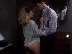 Blonde Babe Gets to Enjoy Rocco Siffredi's Cock and Cum