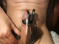 E stim EstimMy cock in shock 7 Free hands