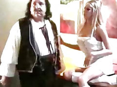 Watch Vicky vette fucks ron jeremy