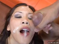 All, Couple, Cum in Mouth, Cumshot, Facial, Interracial