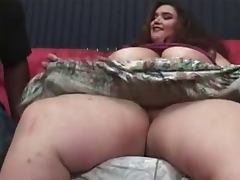 Fat Anal, Interracial, Fat Anal, Obese