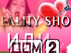 RealityShow or how to fuck Lena Berkova