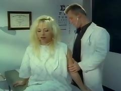 Lewd doctor Buck Adams bangs Kaitlyn Ashley instead of curing her