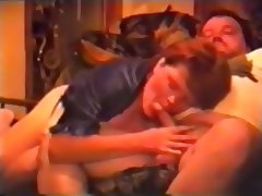 Vintage Homemade Blowjob Film
