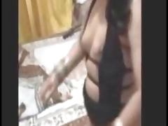 Indian Call Girl Arati Getting Ready to Fuck With Client