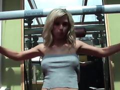 Gym, Adorable, Curvy, Cute, Erotic, Gym