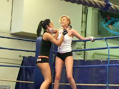 CATFIGHT Blonde Vs Brunette